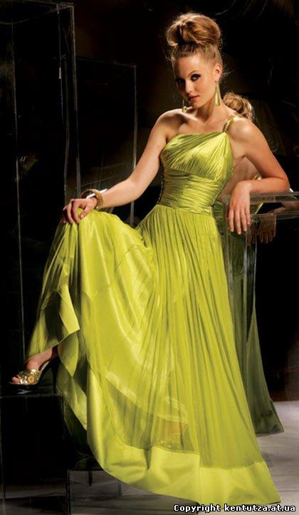 эскизы легких платьев